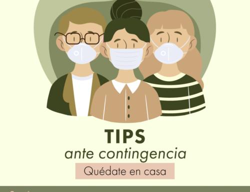 Tips ante contingencia: Comunicación Virtual