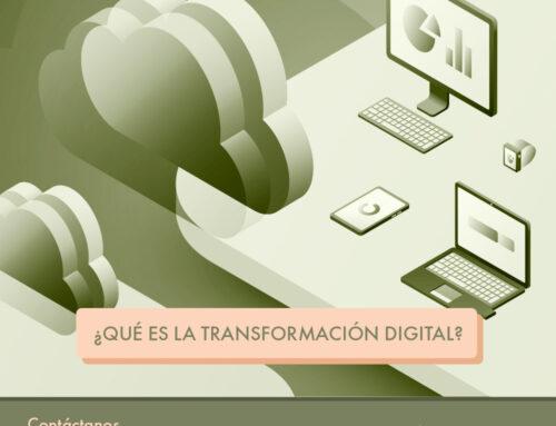 Relevancia de la Transformación Digital